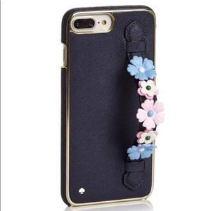Kate Spade Hand Strap Case (iPhone X)